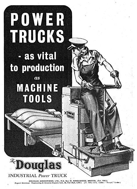 Douglas Industrial Power Truck