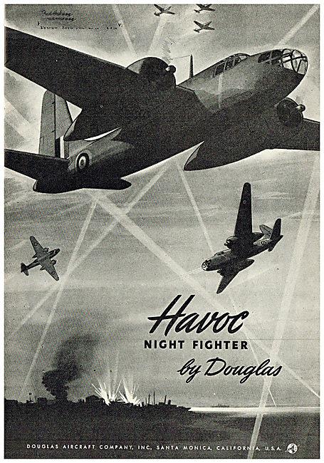 Douglas Havoc