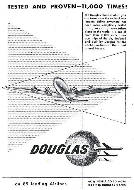 Douglas Commercial Transport Aircraft