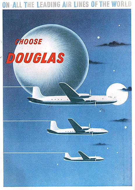 Douglas Commercial Aircraft 1946