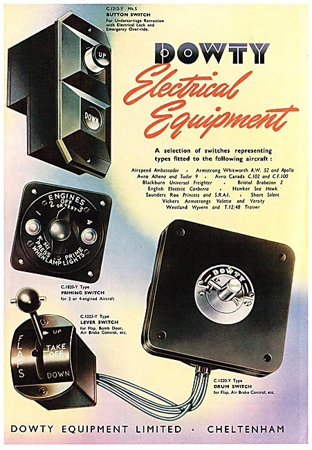 Dowty Electrical Equipment