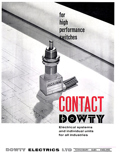 Dowty Electrical Components