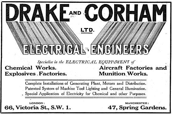 Drake & Corham Ltd - Industrial Electrical Engineering