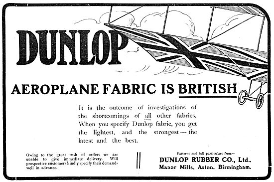 Dunlop Fabric