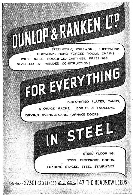 Dunlop & Ranken Steel Products