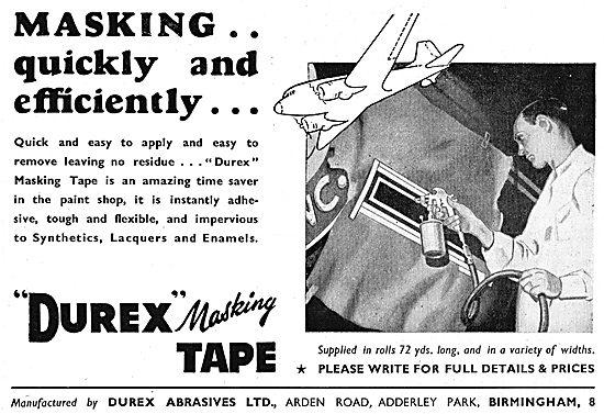 Durex Masking Tape