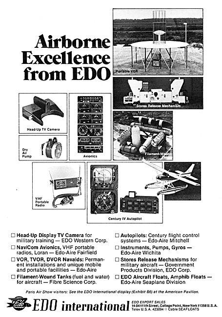 EDO International Edo-Aire Avionics