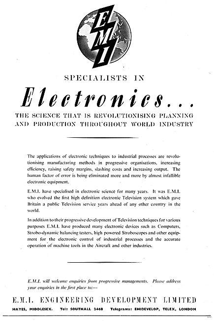 EMI Electronics For Aviation