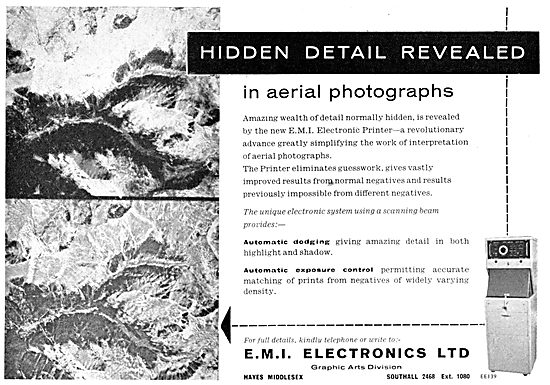 EMI Electronics Ltd. Electronic Printers