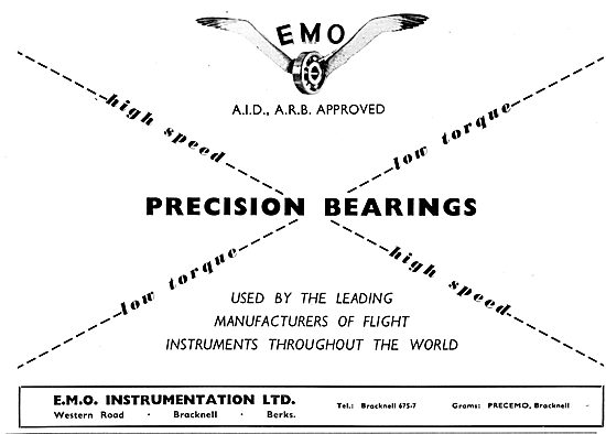 E.M.O. Precision Bearings