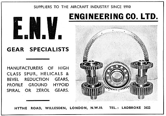ENV Engineering - Gear Specialists