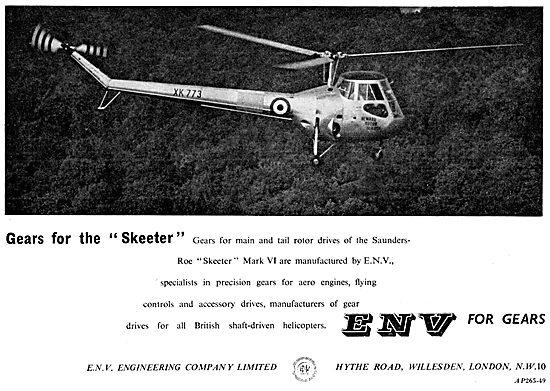 ENV Gears 1956