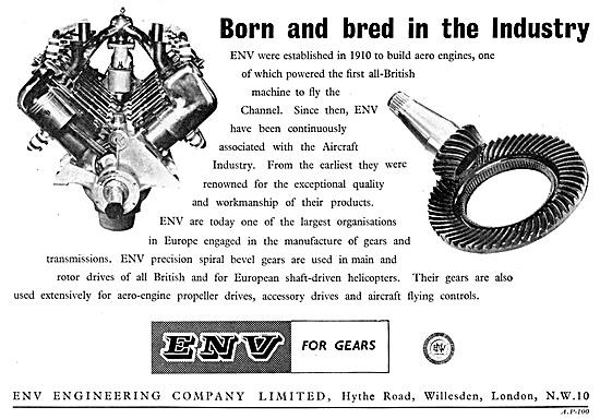 ENV Engineering Gears