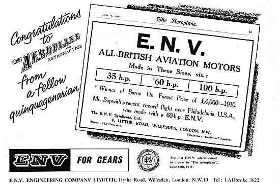 ENV Engineering Congratulate