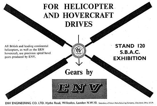 ENV Engineering - Precision Gears