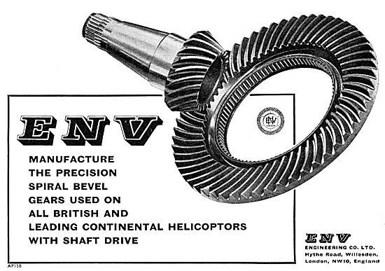 ENV Engineering - ENV Gears