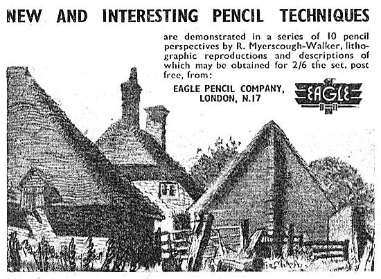 Eagle Drafting Pencils