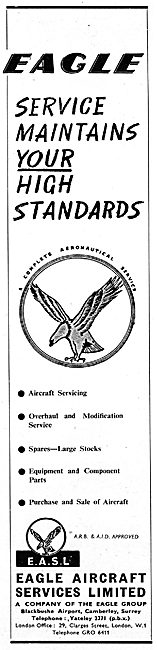 Eagle Aircraft Services - Maintenance, Repairs & Modifications
