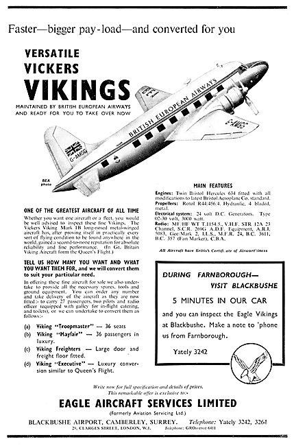 Eagle Aircraft Services