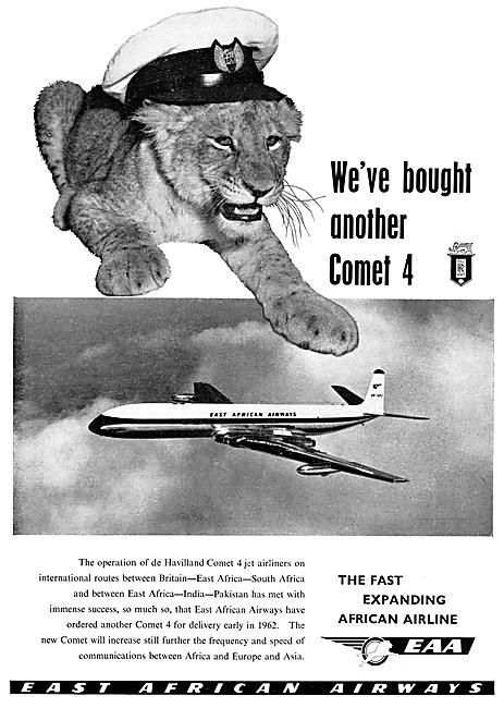 East African Airways - EAA