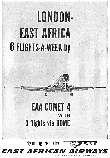 East African Airways - EAA
