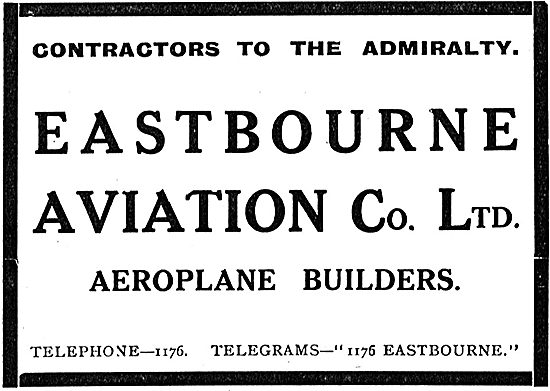Eastbourne Aviation Aeroplane Builders