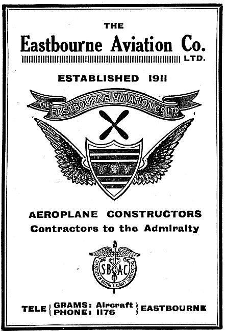 Eastbourne Aviation Co. Aeroplane Constructors