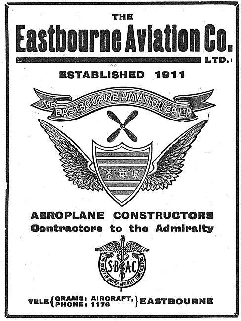 Eastbourne Aviation - Aeroplane Constructors