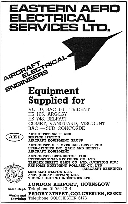 Eastern Aero Electrical Services