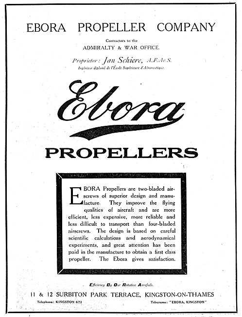 Ebora Propellers