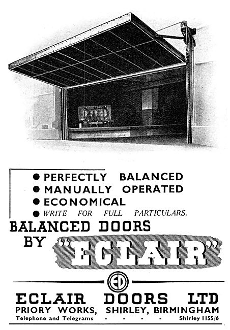 Eclair Doors For Hangars