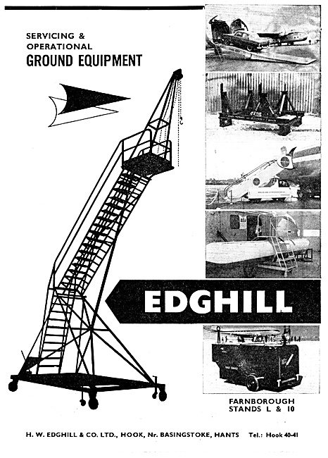 Edghill Servicing & Operational Ground Equipment