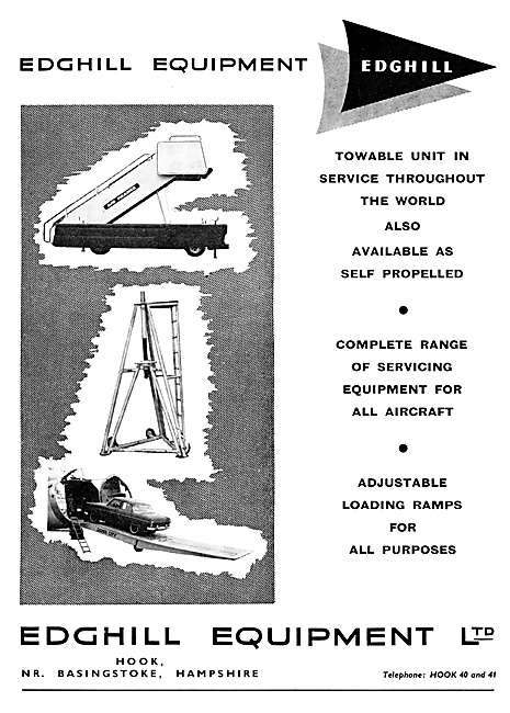 Edghill Ground Handling Equipment