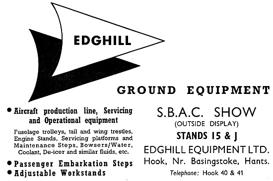 Edghill Ground Handling Equipment