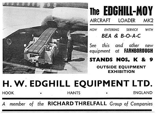 Edghill-Moy Aircraft Loader MK2