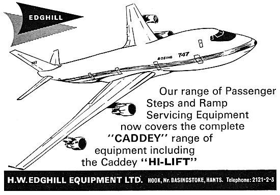 Edghill Passenger Handling & Ground Support Equipment