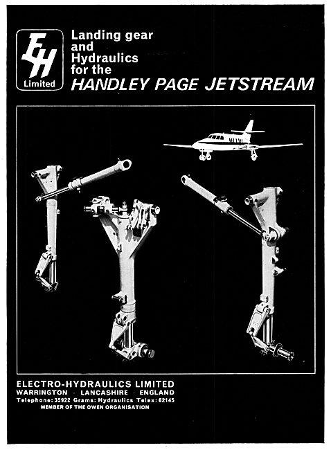 Electro Hydraulics - Hydraulic & Landing Gear Components