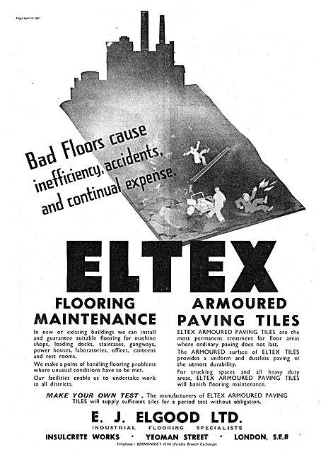 Elgood Fllors & Armoured Paving Tiles