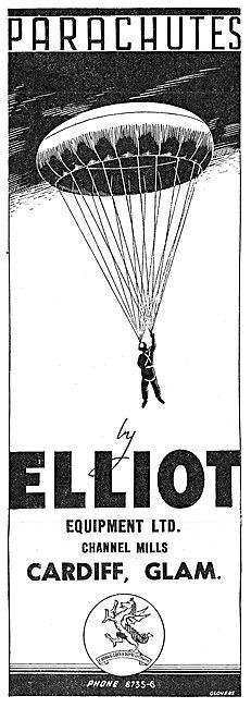 Elliot Equipment  - Barrage Balloons & Parachutes