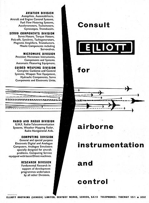 Elliott Brothers UHF Radio Telecomms, Weather Radar