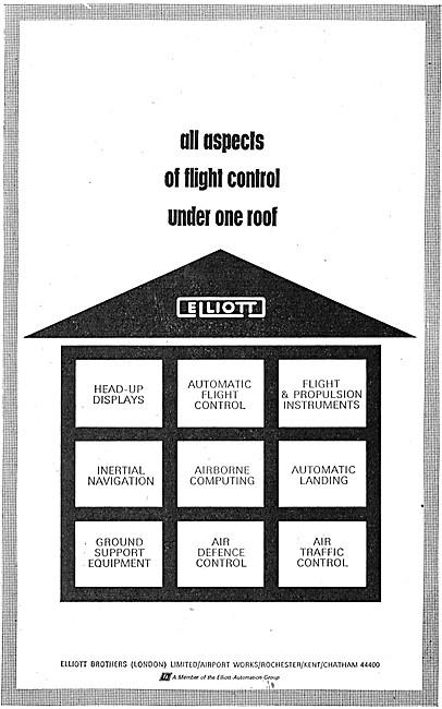 Elliott Brothers Avionics & Flight Control Systems