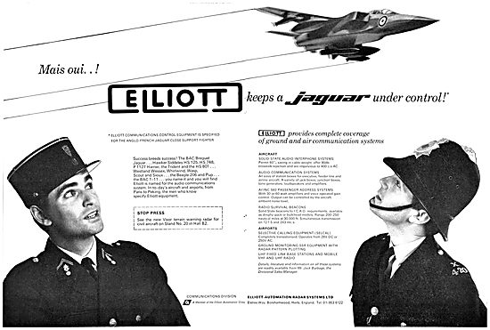 Elliott-Automation Radar Systems