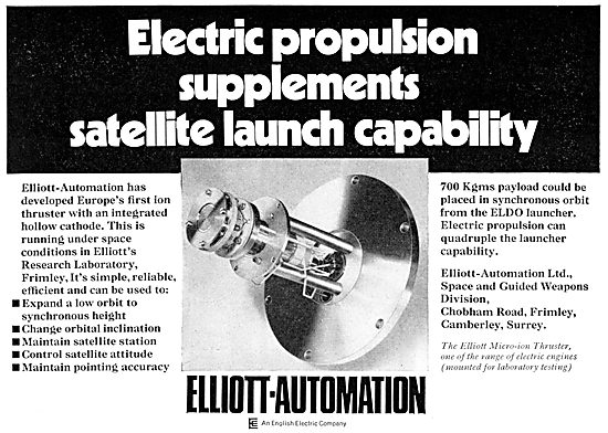Elliott Automation Space Electronics