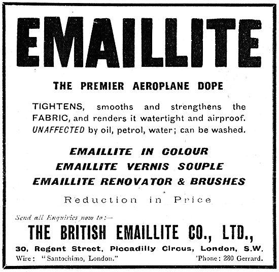 Emaillite Dope - Emaillite Vernis Souple