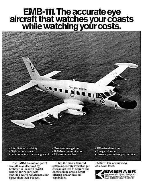 Embraer EMB-111