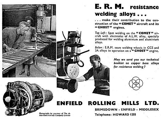 Enfield Rolling Mills