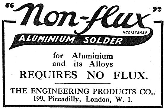 Engineering Products - Non-Flux Aluminium Solder
