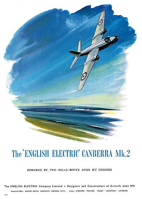 English Electric Canberra Mk.2