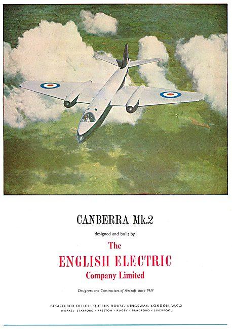 English Electric Canberra B Mk.2
