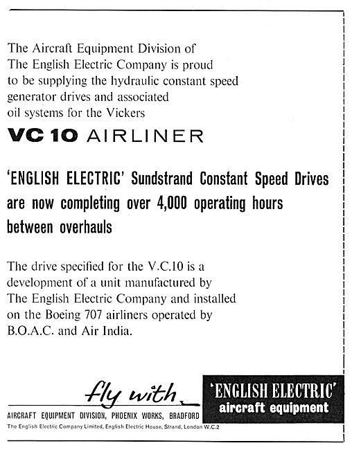 English Electric Aircraft Equipment
